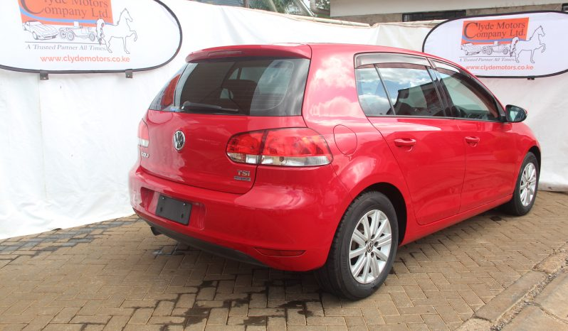 VW GOLF. full